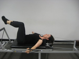 Supine arm series