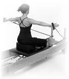 reformer arm/back work